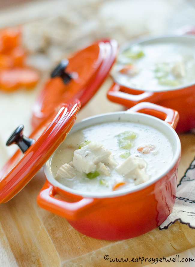 Creamy Turkey Soup2
