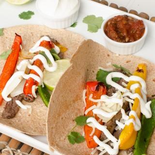 Beef Fajitas… And Facing Your Fears