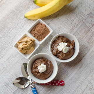 Chocolate Cashew Butter Banana Pudding Recipe… And are you not happy unless everyone likes you?