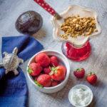 strawberry kid smoothie