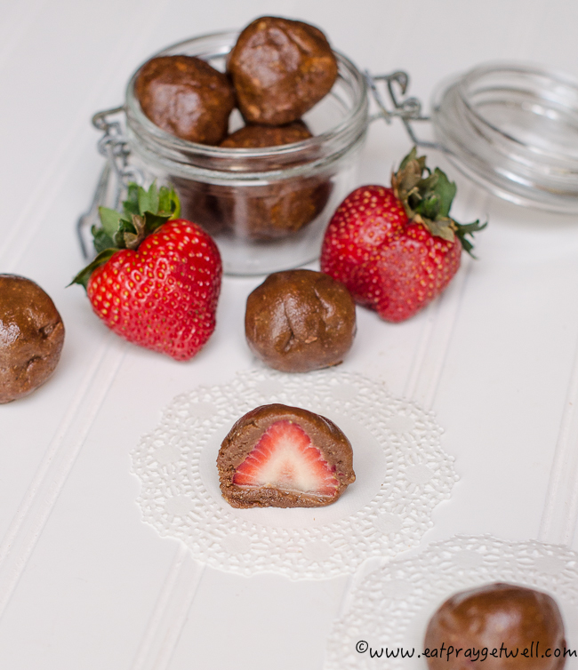 Chocolate Covered Strawberries | Second Wedding Anniversary