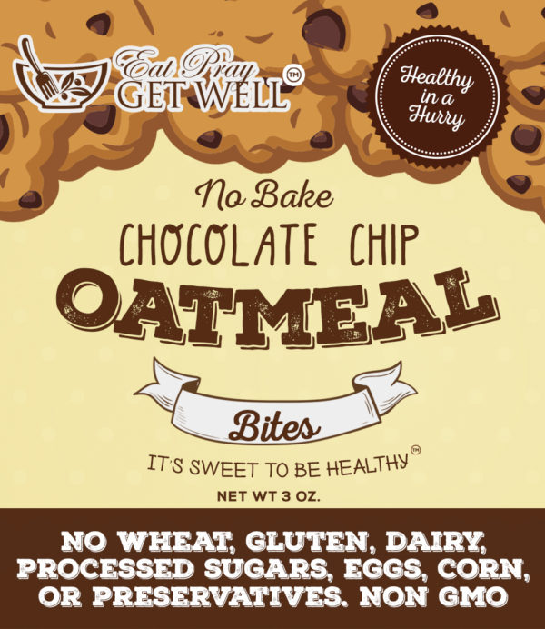 Chocolate Chip Oatmeal Bites